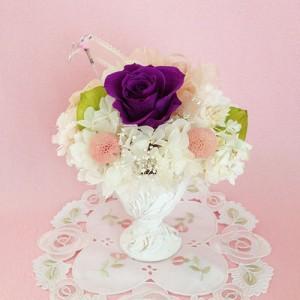 プリザーブドフラワー誕生日 結婚祝い 花 ギフト プレゼント シャーベット