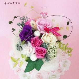 今話題の枯れない魔法の花を母の日に贈ってみませんか?